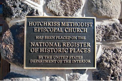 National & State Historical Registers October 28, 2009