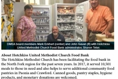 Food Bank - DMEA Donation